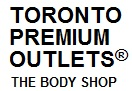 Coupon for: Toronto Premium Outlets, The Body Shop & Huge Sale