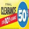 Coupon for: Sherway Gardens, Ben Moss, Final Sale