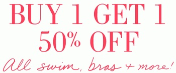Coupon for: aerie, BOGO Sale