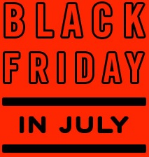 Coupon for: Forever 21 Canada, Black Friday Sale in July