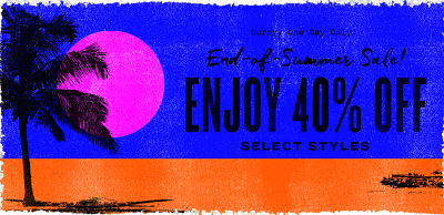 Coupon for: End-of-Summer sale at Silver Jeans Co Canada