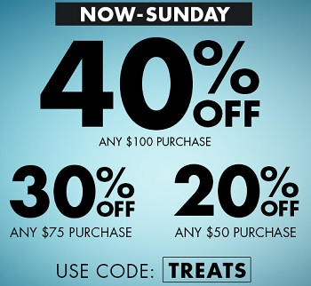 Coupon for: Receive discount on your purchase from La Senza Canada