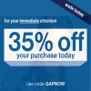 Coupon for: Last day of savings at Gap Canada