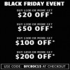 Coupon for: Black Friday 2015 Sale is on at Lacoste Canada