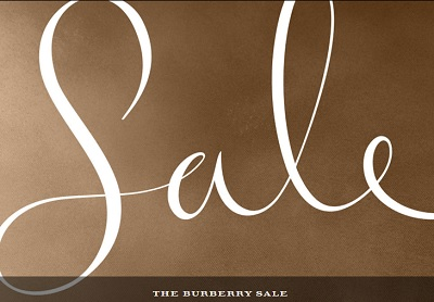 Coupon for: Enjoy The Semi-Annual Sale at Burberry Canada