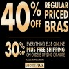 Coupon for: Huge discounts from La Senza Canada