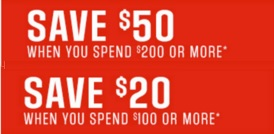 Coupon for: Online promo code from Sears Canada