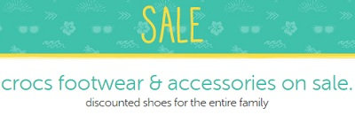 Coupon for: Save on accessories and footwear at Crocs Canada