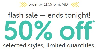 Coupon for: Final hours of Flash Sale at Crocs Canada
