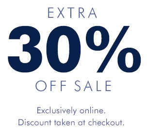 Coupon for: Save even more at Banana Republic Canada