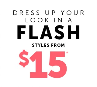Coupon for: Le Chateau Outlet Canada online Flash Sale
