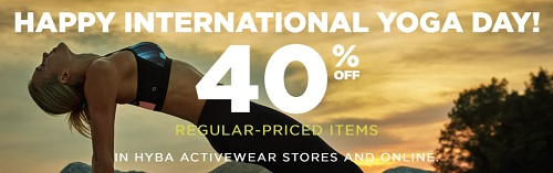 Coupon for: Activewear on Sale at Reitmans Canada