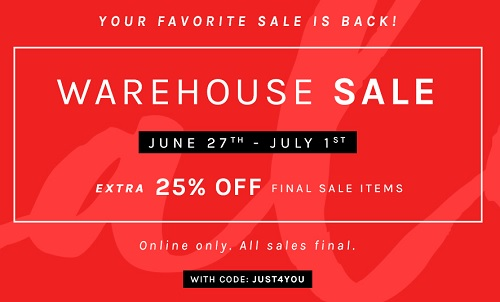 Coupon for: Warehouse Sale at Naturalizer Canada online