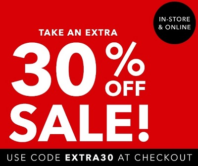 Coupon for: Extra savings at Forever 21 Canada