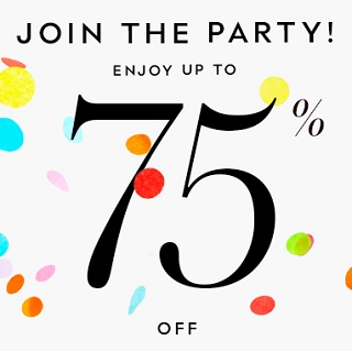 Coupon for: Shop one day offer at Kate Spade New York Canada online