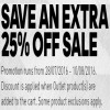 Coupon for: Save money at Adidas Outlet Canada right now