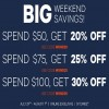 Coupon for: Last hours to save at Joe Fresh Canada