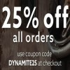 Coupon for: Save big at Dynamite Canada online