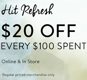 Coupon for: Summer Sale is on at Bench Canada
