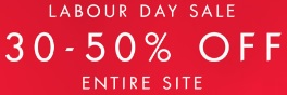 Coupon for: Labour Day Sale at Guess Canada