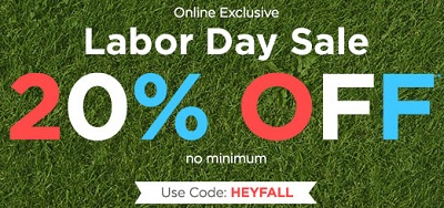 Coupon for: Exclusive Labor Day Sale at PacSun