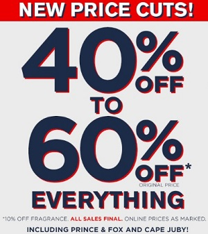 Coupon for: Everything on sale at Aéropostale Canada online