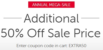 Coupon for: Enjoy Annual Mega Sale at Crocs Canada online