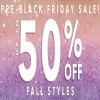Coupon for: Shop Forever 21 Canada Pre-Black Friday Deal