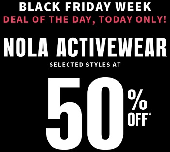 Coupon for: Addition Elle Canada Black Friday Week Sale stars now