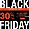 Coupon for: Shop Joe Fresh Canada Black Friday Weekend Sale
