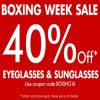Coupon for: Eyestar Optical Canada: Boxing Week Sale