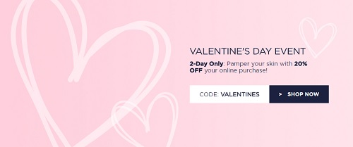 Coupon for: Shop Valentine's Day Event from Vichy Canada