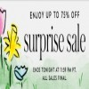 Coupon for: Shop Kate Spade Canada Surprise Sale