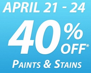 Coupon for: Shop Sherwin-Williams Canada Super Sale