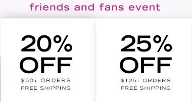 Coupon for: Shop Shu Uemura Canada Friends & Fans Event