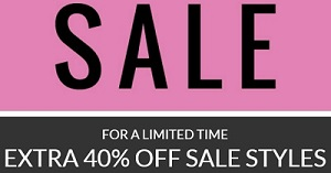 Coupon for: Penningtons Canada Sale: Save extra money