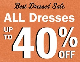 Coupon for: Shop Old Navy Canada Best Dressed Sale + Extra Savings