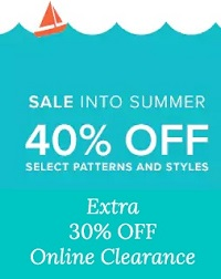 Coupon for: Sale into Summer at Vera Bradley Canada