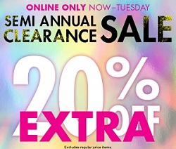 Coupon for: Shop La Senza Canada Semi Annual Clearance Sale