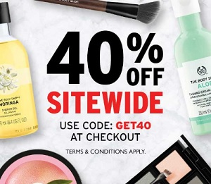 Coupon for: Save big at The Body Shop Canada Canada