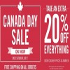 Coupon for: Canada Day Sale is on at Mark's Canada