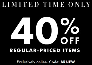 Coupon for: Big Savings at Banana Republic Canada