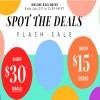 Coupon for: Enjoy Le Chateau Outlet Canada Flash Sale