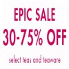 Coupon for: Enjoy epic sale at Teavana Canada