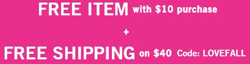 Coupon for: Bath & Body Works Canada: 20% off your purchase, Online purchase with free shipping