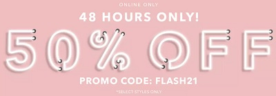 Coupon for: Enjoy Forever 21 Canada Flash Sale