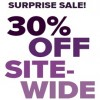 Coupon for: Surprise Sale is on at Crocs Canada: Get 30% off