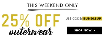 Coupon for: Jean Machine Canada Sale: Take 25% off outerwear