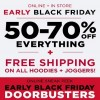 Coupon for: Enjoy Aeropostale Canada Early Black Friday Sale