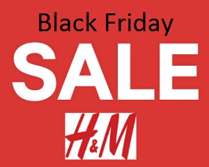 Coupon for: H&M Canada Black Friday Sale is coming soon